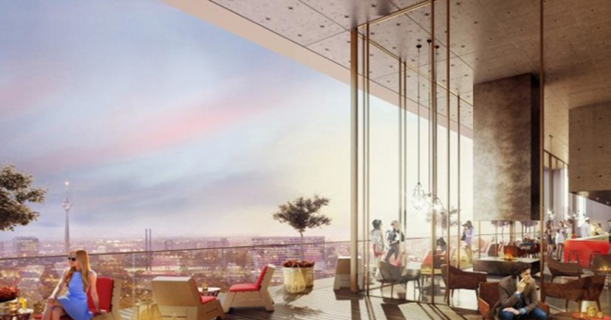 Stylt trampoli wins contract to design new 25hours hotel for Design hotel chain