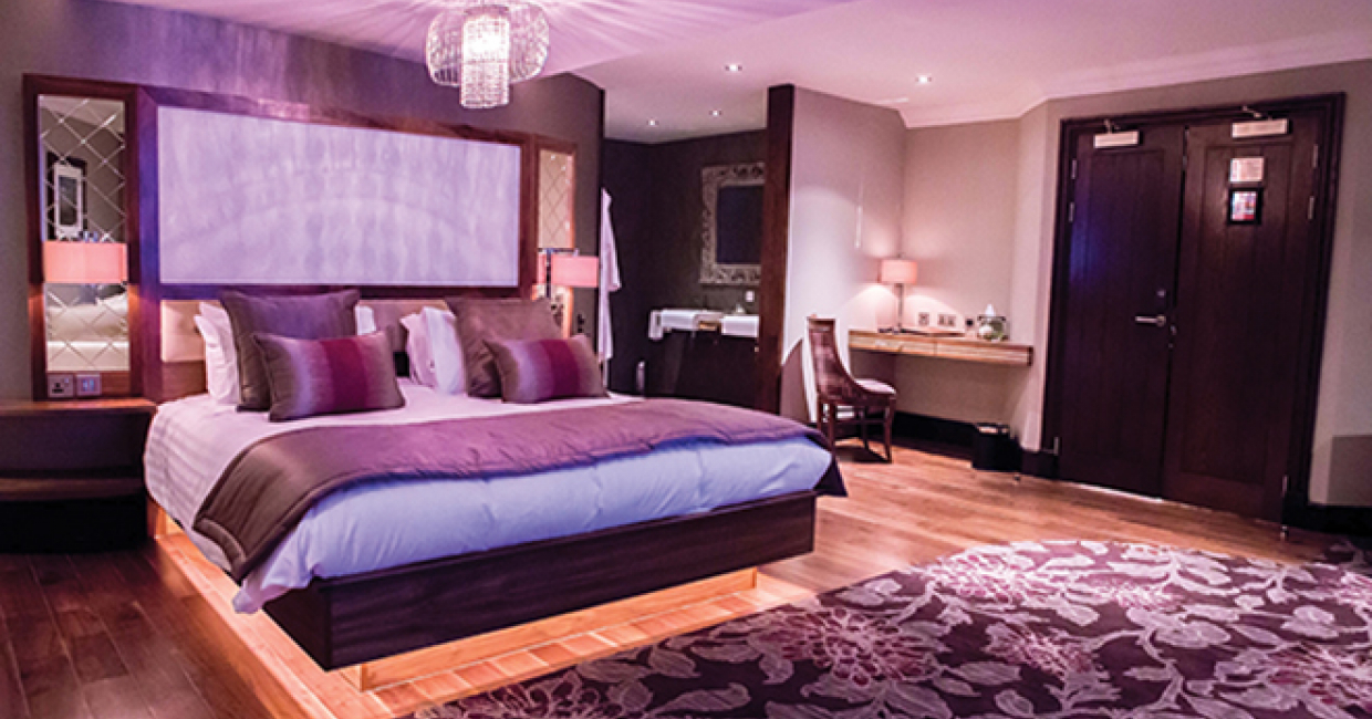 Astro has recently supplied more than 120 lights as part of a major refurbishment for the prestigious, award-winning Manorgroup hotels in Scotland