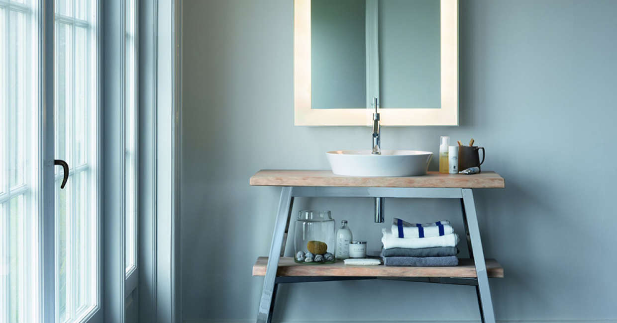 Philippe Starck and Duravit have designed a new high quality bathroom collection