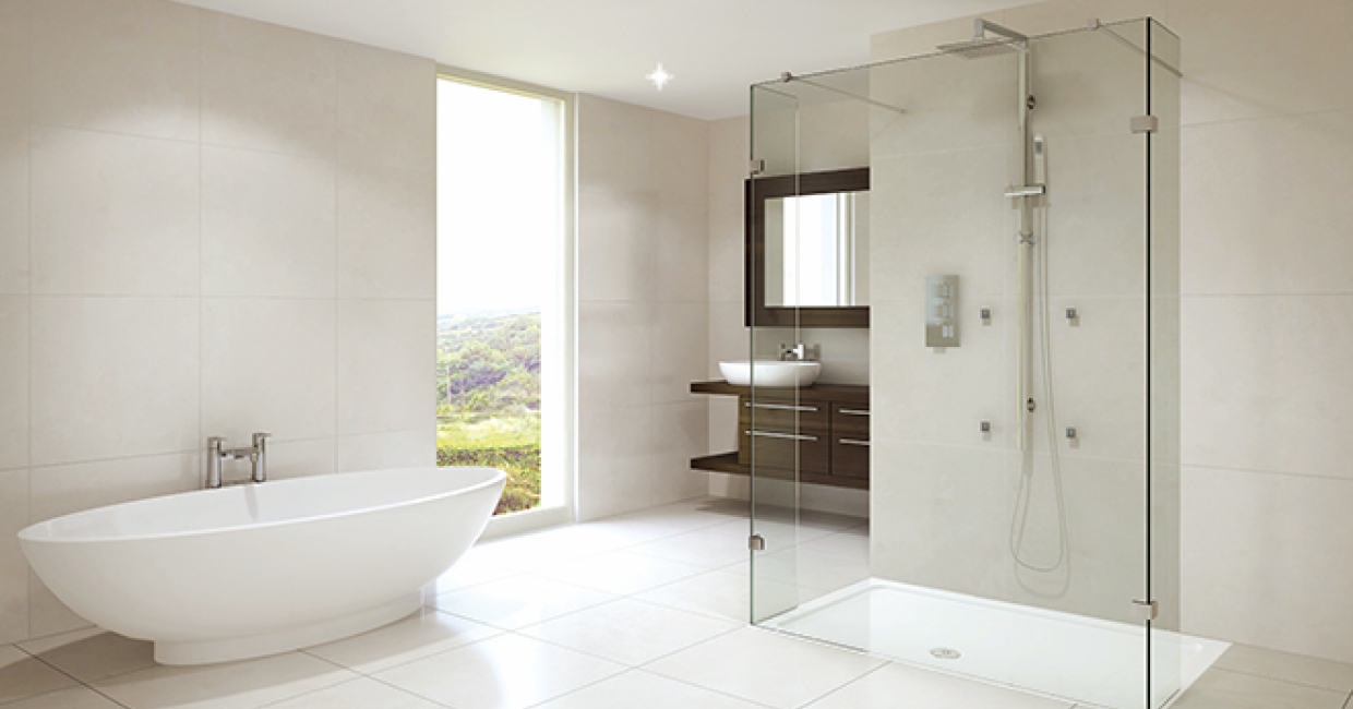 Luxury showering for hotels from Aqata | Hospitality Interiors Magazine
