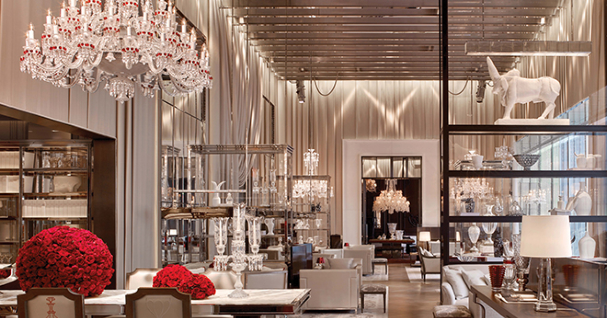 Baccarat hotel residences new york usa hospitality for Design hotel ladys first