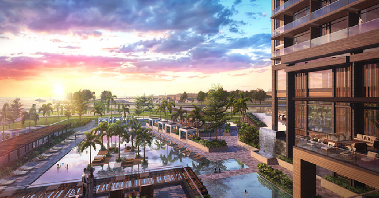 Watg To Design Latest Le Meridien Urban Resort Project In China Meriden Continuing A Trend With Client An Award Winning Global