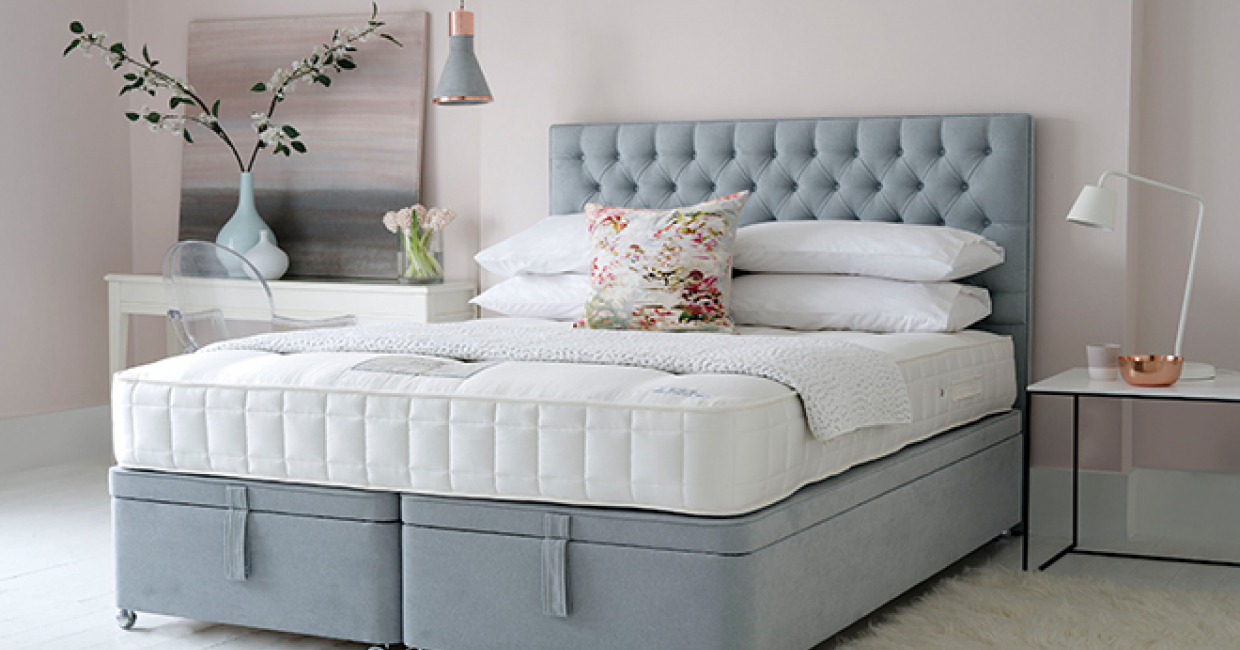 Hypnos - Bed Manufacturer of the Year and Royal Warrant holder - has been crowned winner of The Furniture Makers' Company Sustainability Award 2015.