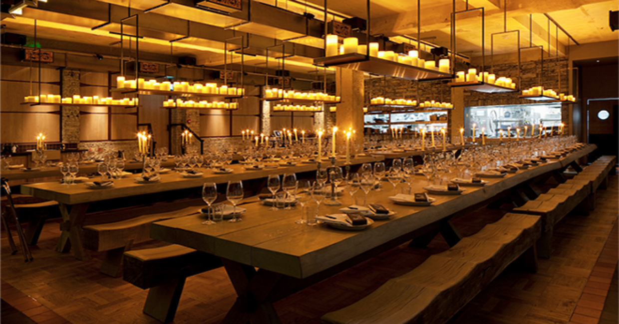 Restaurant bar design awards tickets now available
