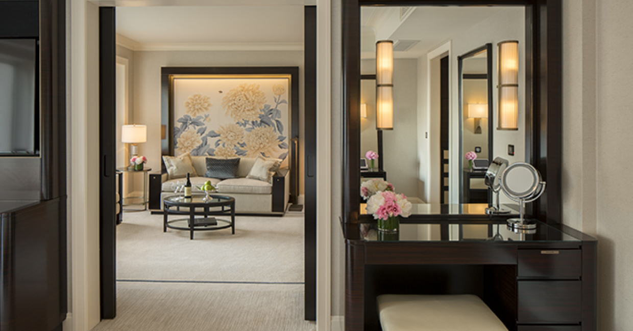 Designed By Bill Rooney Of Studio The Peninsula Chicagos Innovative New Guest Rooms