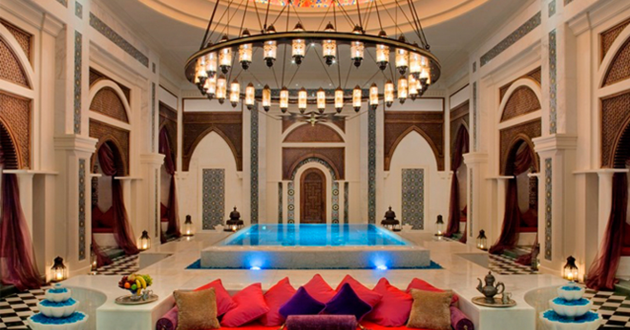 UAE spa tourism forecasted to double by 2017 | Hospitality Interiors