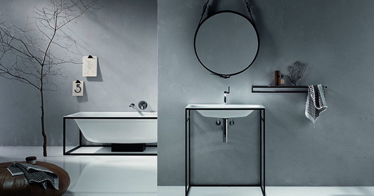 Bette\'s enamelled steel baths, shower floors and washbasins ...