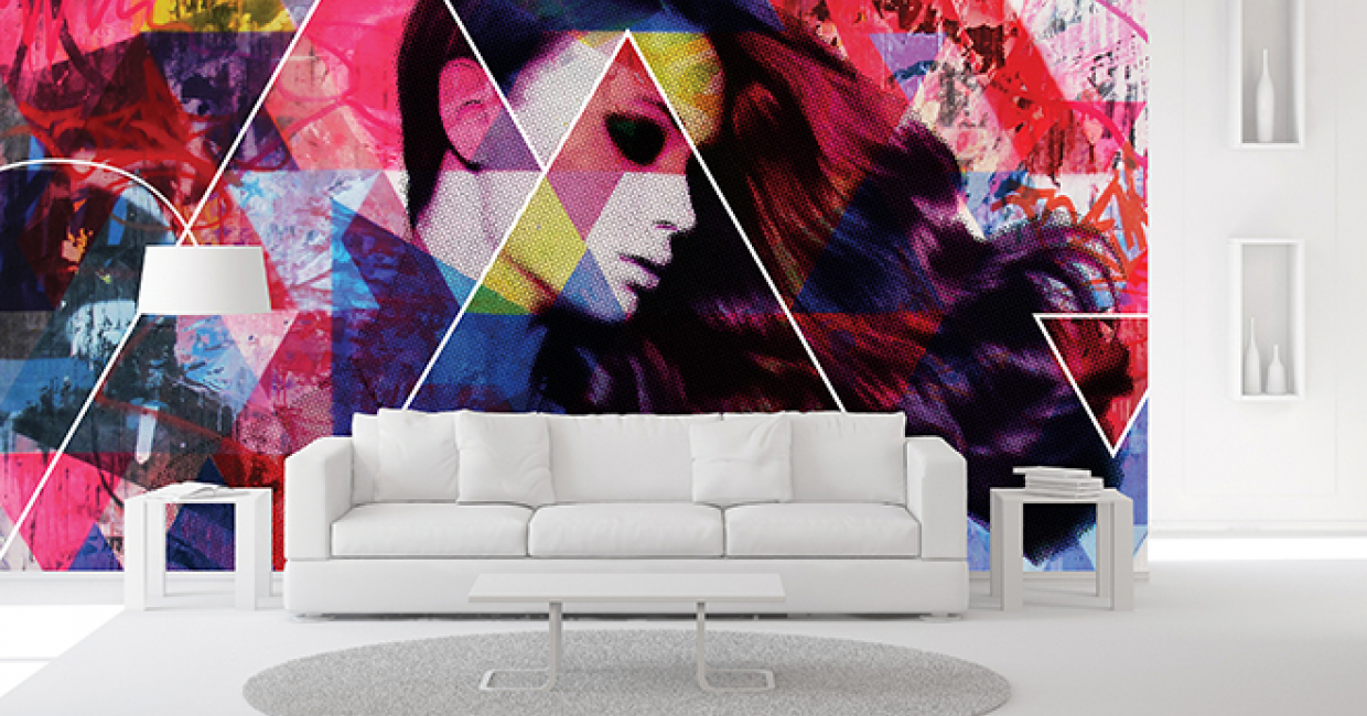 Forming a unique partnership with Papergraphics, the UK's leading supplier of digital wallcoverings, HOA is offering its wallcoverings in all sizes at premium quality