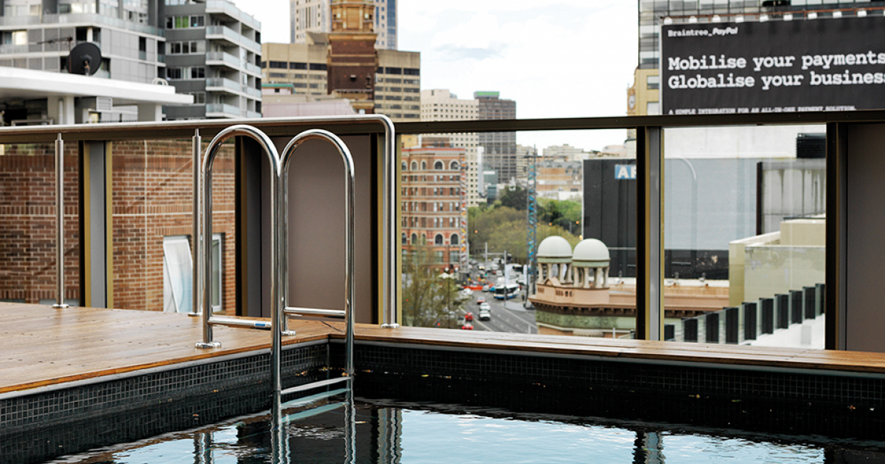 The Old Clare Hotel, Sydney