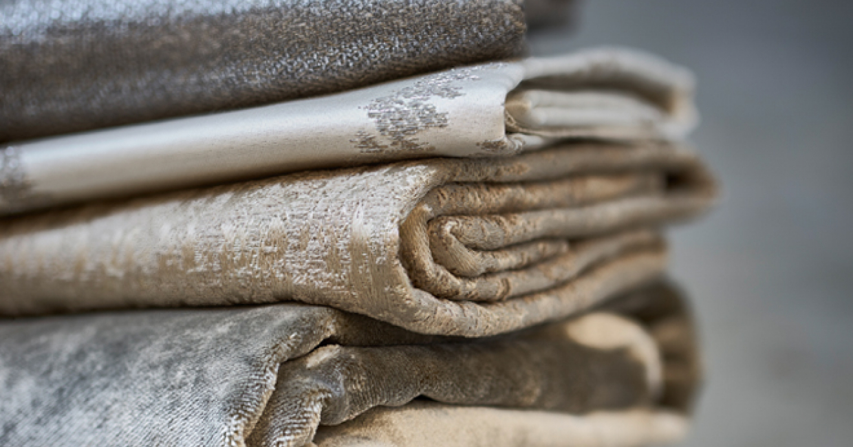 Altfield's high end textiles