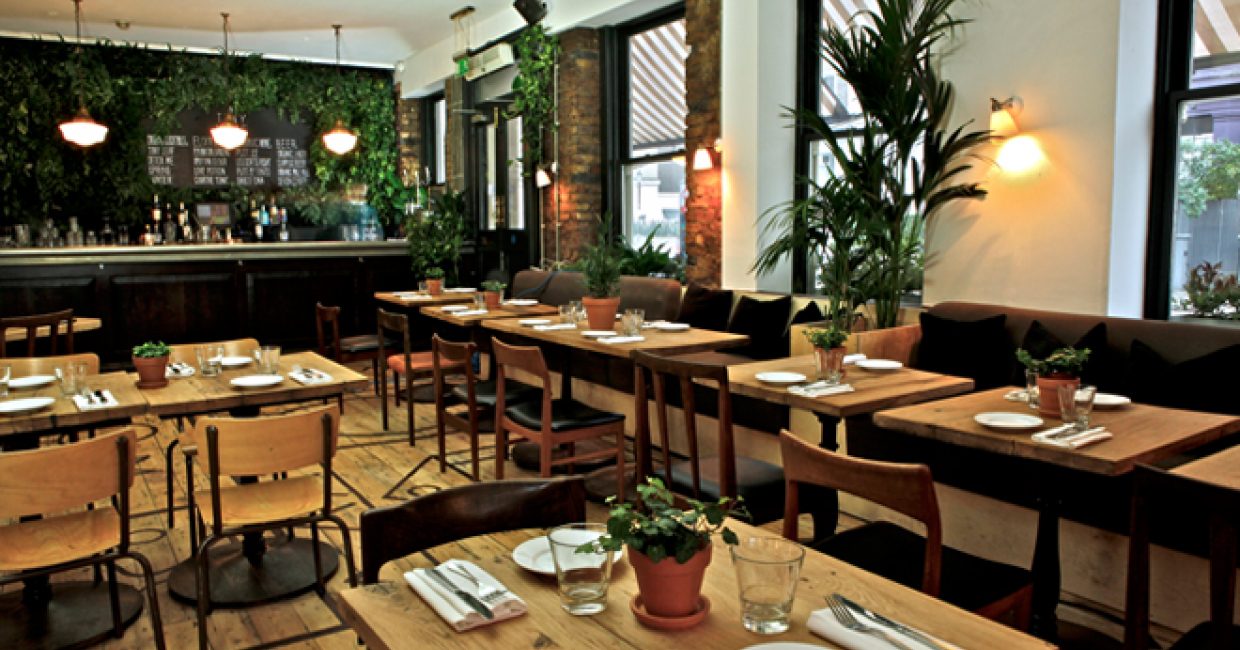London's first zero waste restaurant set to open this month