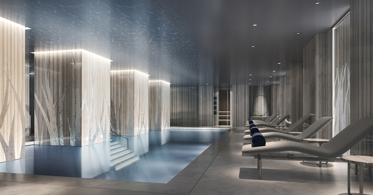Details of four seasons hotel at ten trinity square for Top 10 luxury hotels london