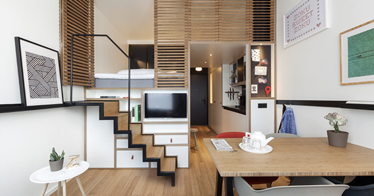 work for the home office. The New Work-meets-play Hotel Concept Has Been Created For Global Nomad Work Home Office