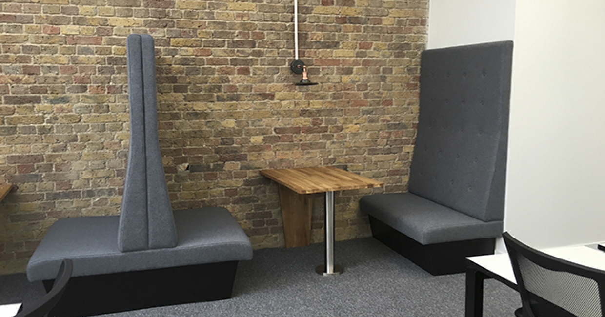 Based at Willenhall in the West Midlands, mrfdesign manufactures contemporary furniture for the contract market, working with architects, interior designers, specifiers, trade suppliers and end users