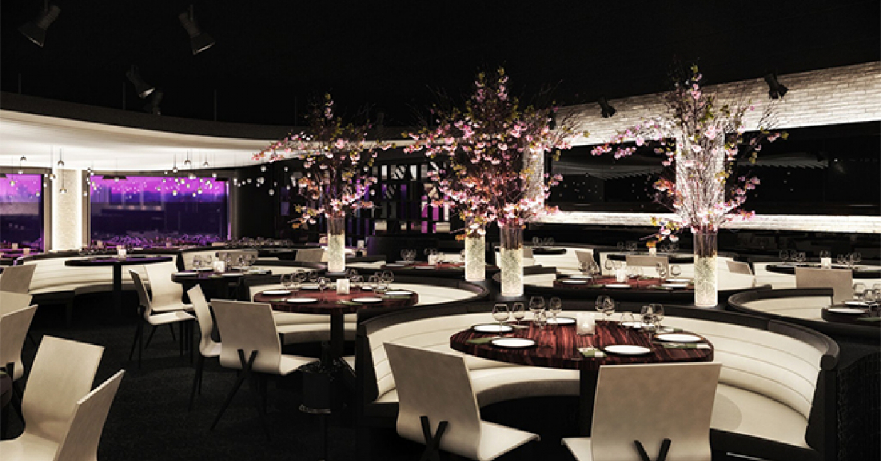 Icrave designs the one group s stk orlando restaurant at