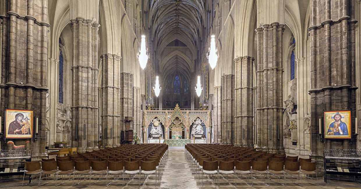 casala provides westminster abbey in london with 2200