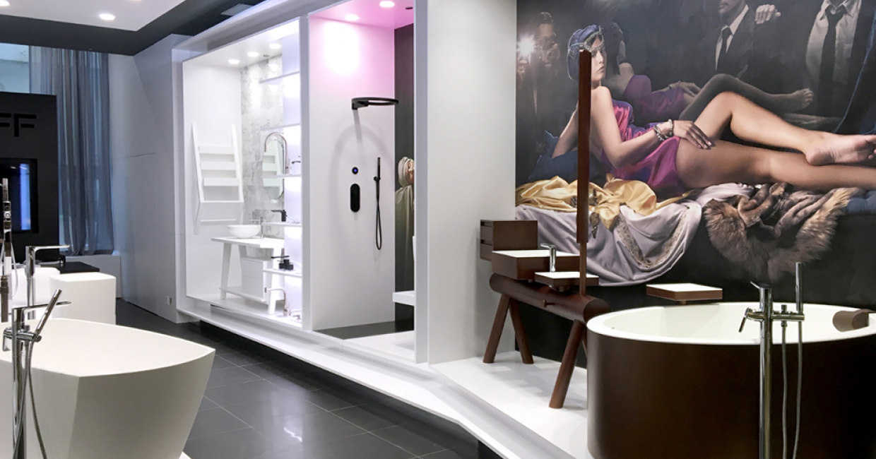 GRAFF opens first US showroom
