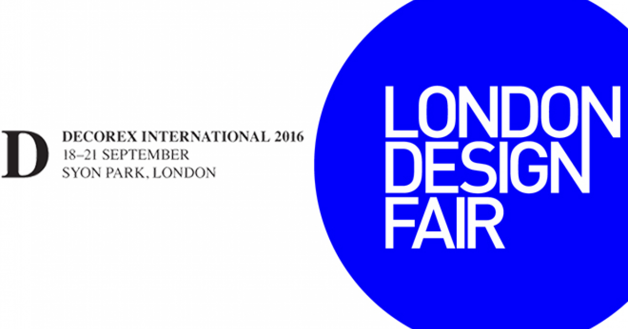 Decorex International has announced that it will partner with the London Design Fair - the umbrella brand for Tent London and Super Brands London - for the 2016 London Design Festival