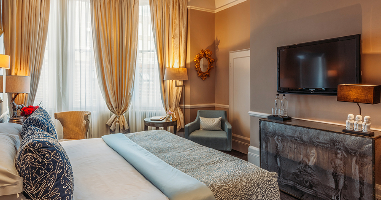 11 cadogan gardens london hospitality interiors magazine for Best boutique hotels london 2016