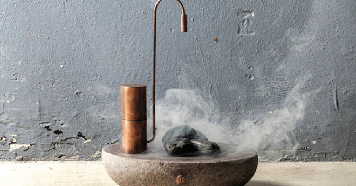 Opening as part of the 2016 London Design Festival, 'Soak, Steam, Dream' is an immersive exhibition at Roca London Gallery that will explore a new communal bathing culture through the work of contemporary architects and designers