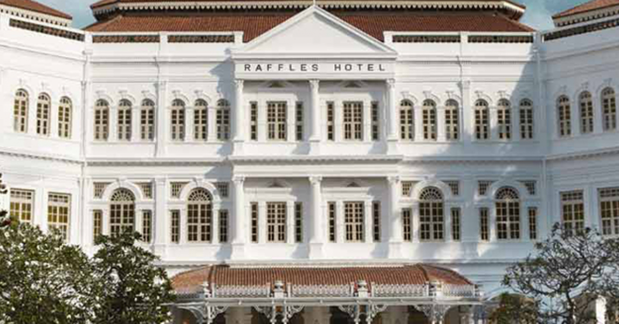 Raffles Hotel Singapore To Undergo Renovation Hospitality