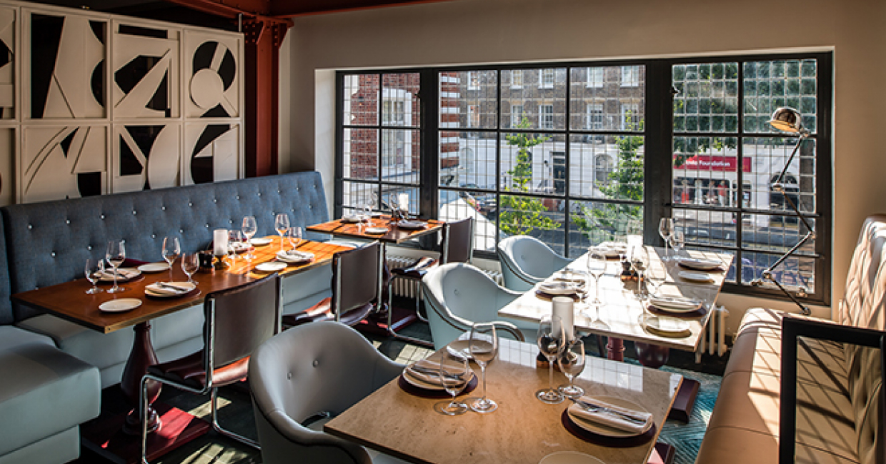 The sloane stanley estate has announced the grand opening of the newly refurbished bluebird chelsea