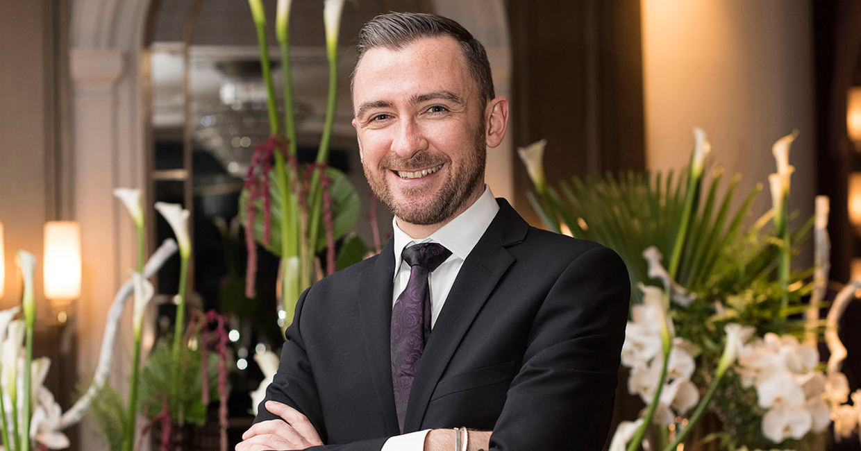 "Kieran Quinn, is set to speak about 'Living with Design' as part of a panel discussion at Sleep 2016 this month, discussing what makes a ""successful"" and enduring design scheme in practical terms"