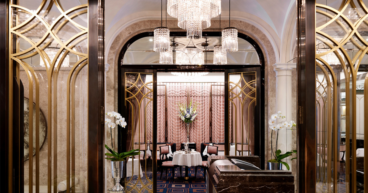 The Luxury Collection, now part of Marriott International, has today announced that Knightsbridge hotel The Wellesley will join its portfolio