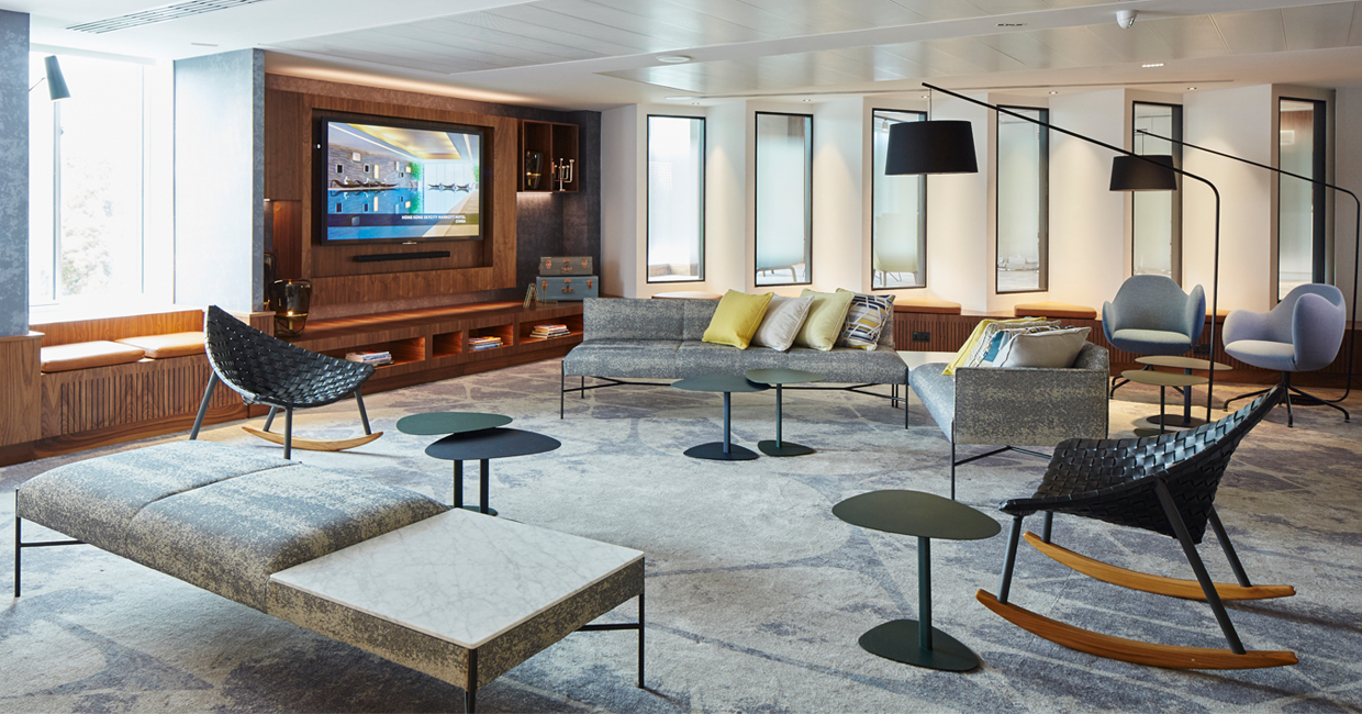 Ulster Carpets is delighted to have been part of the award-winning London Heathrow Marriott project, alongside E.P.R. Architects