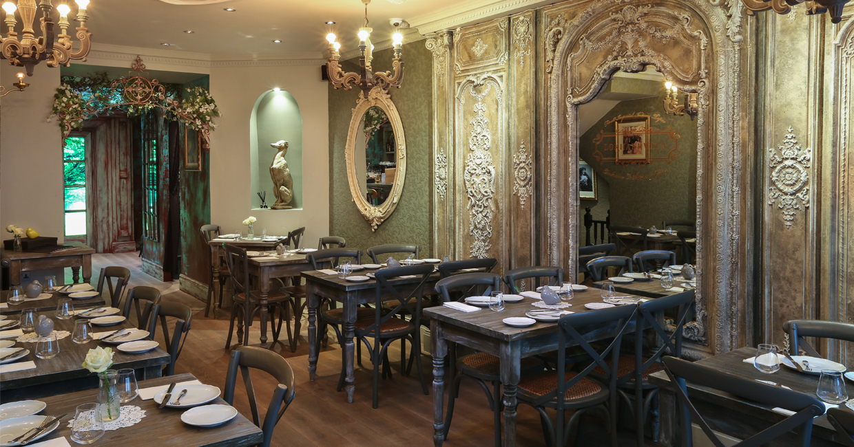 From the team behind India's biggest food festival, The Grub Fest, a new Indian tapas restaurant has now launched in London's Fitzrovia