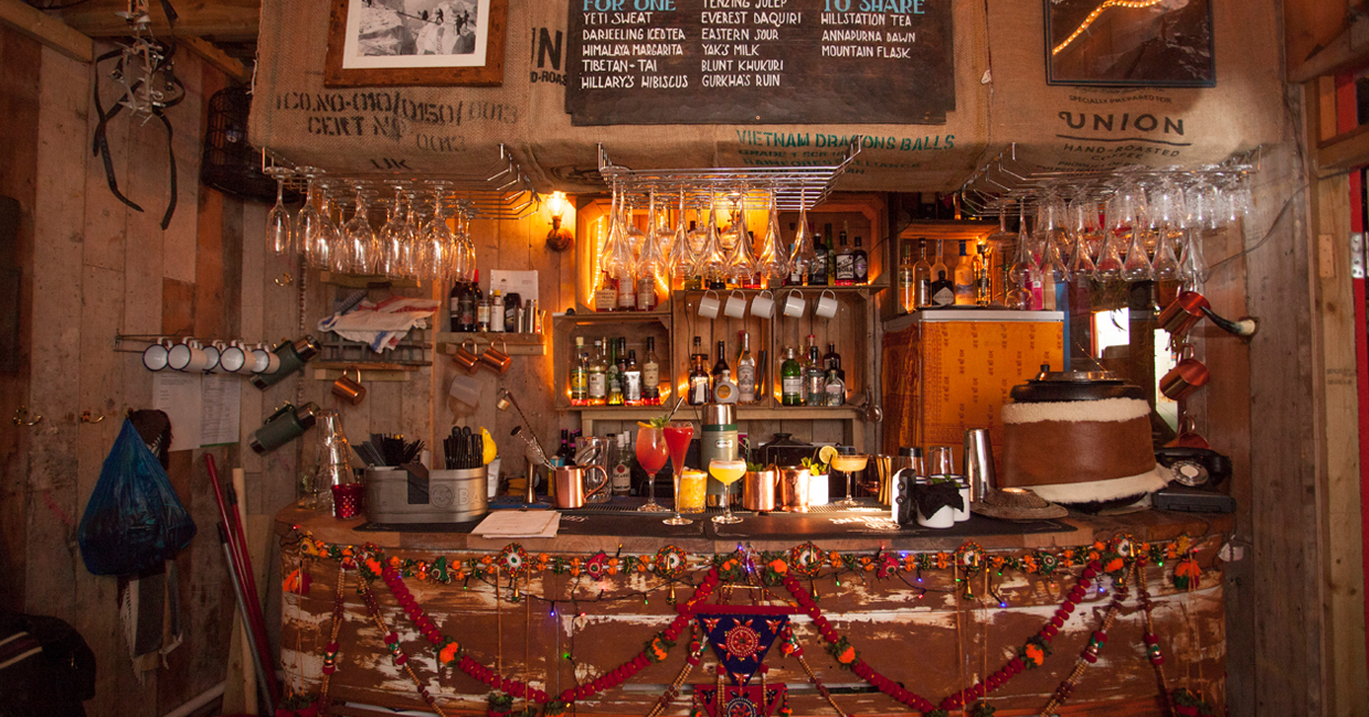 La Cabina Bar : The hill station bar opens in broadway market tooting hospitality