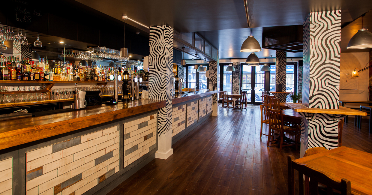 The creative team behind The Number Group has now opened its latest venue, Number 177 Bar & Kitchen, on Hoxton Street.