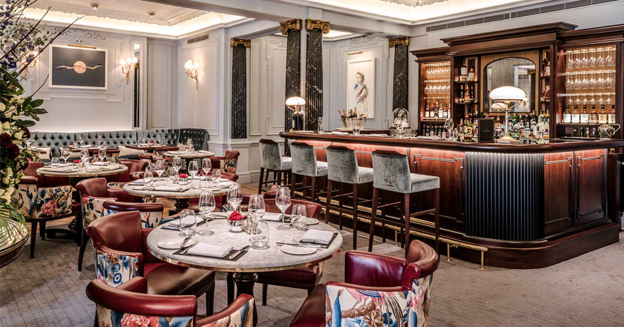 The Game Bird has now officially launched at The Stafford London under the helm of executive chef, James Durrant