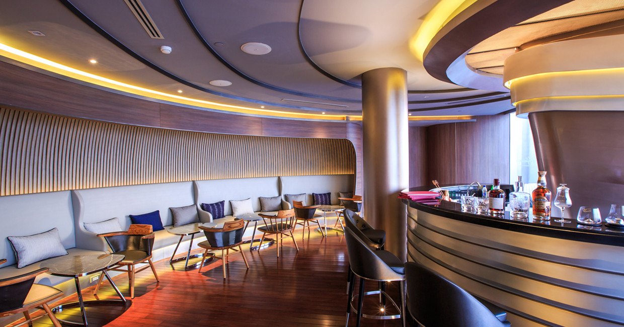 The Dome at lebua has affirmed its dominant position within Bangkok's F&B scene with its launch of the world's highest outdoor whisky bar