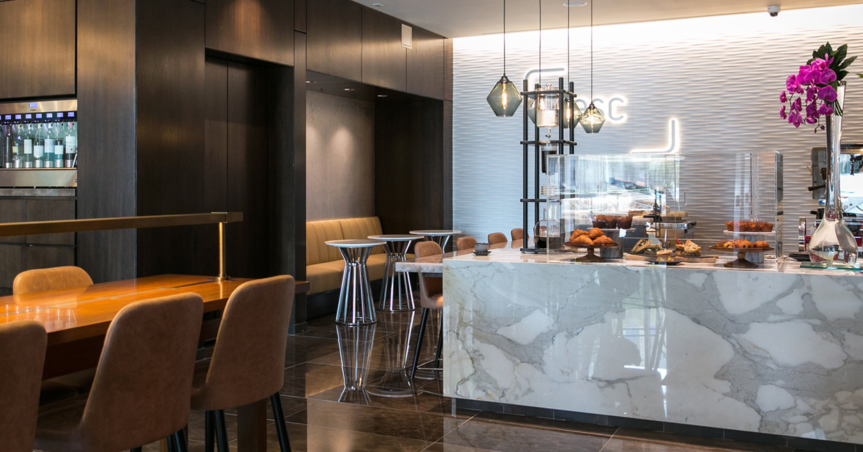 Four Seasons Hotel Silicon Valley has launches [esc] – a sleek lounge-style lobby and dining destination in Palo Alto.