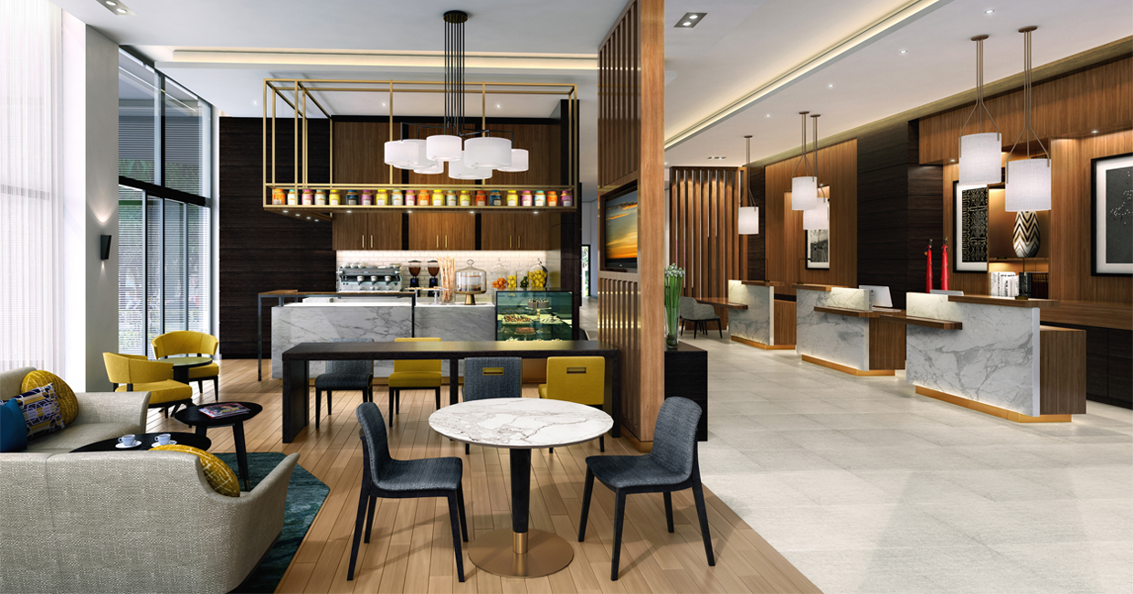 Areen design takes on two hotel projects in nairobi for Hospitality interior design