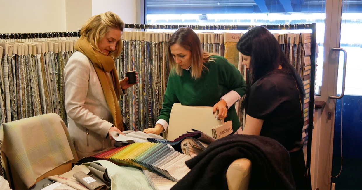 Registration's now live for the 2019 London Fabric Show