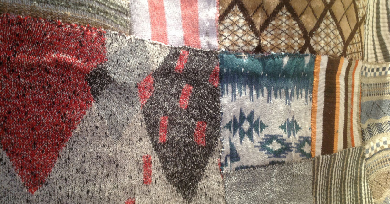 On trend vintage textiles from Oriental Weavers