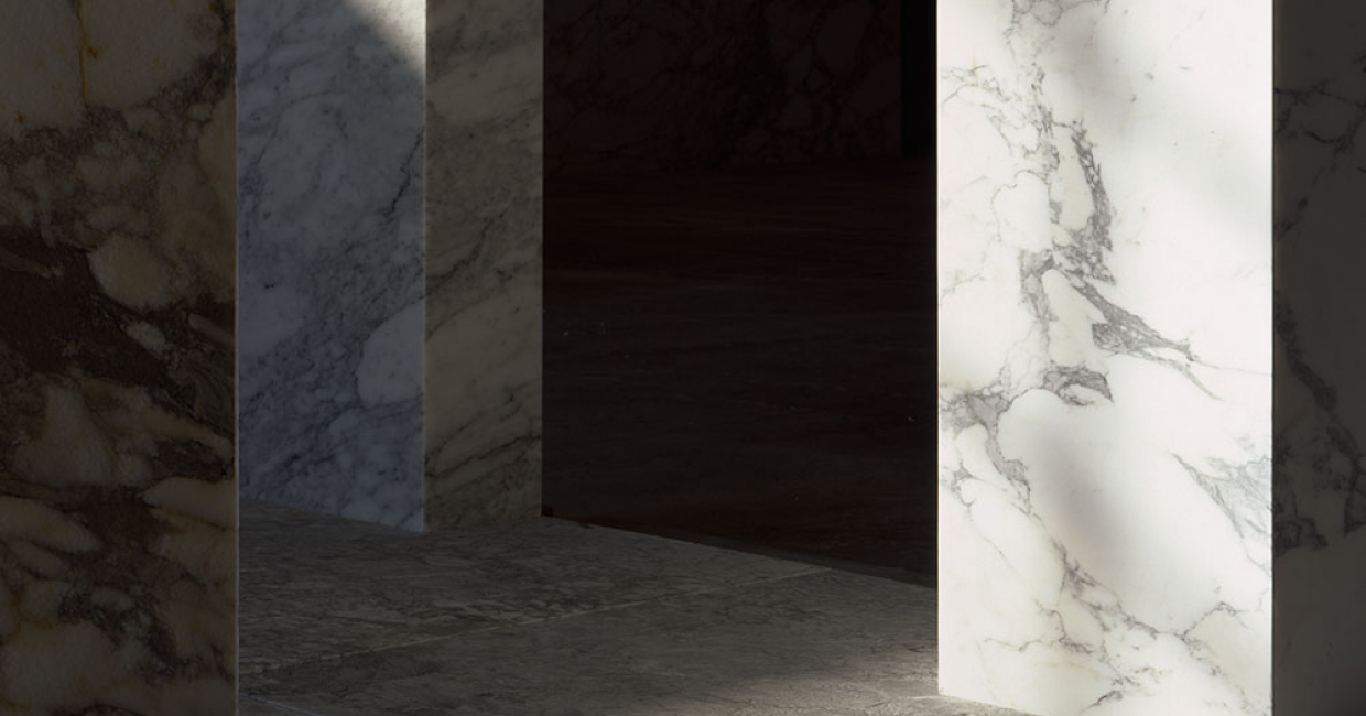 Luce Di Carrara's designs