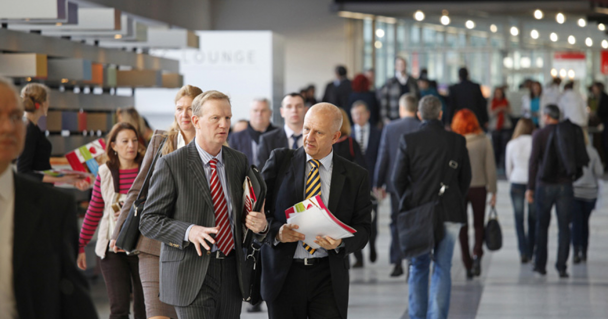 This year's Heimtextil attracted more than 67,000 visitors from 133 countries