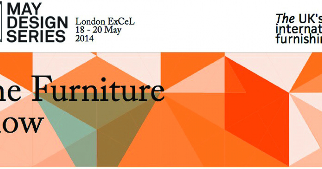 The Furniture Show will launch at this year's May Design Series