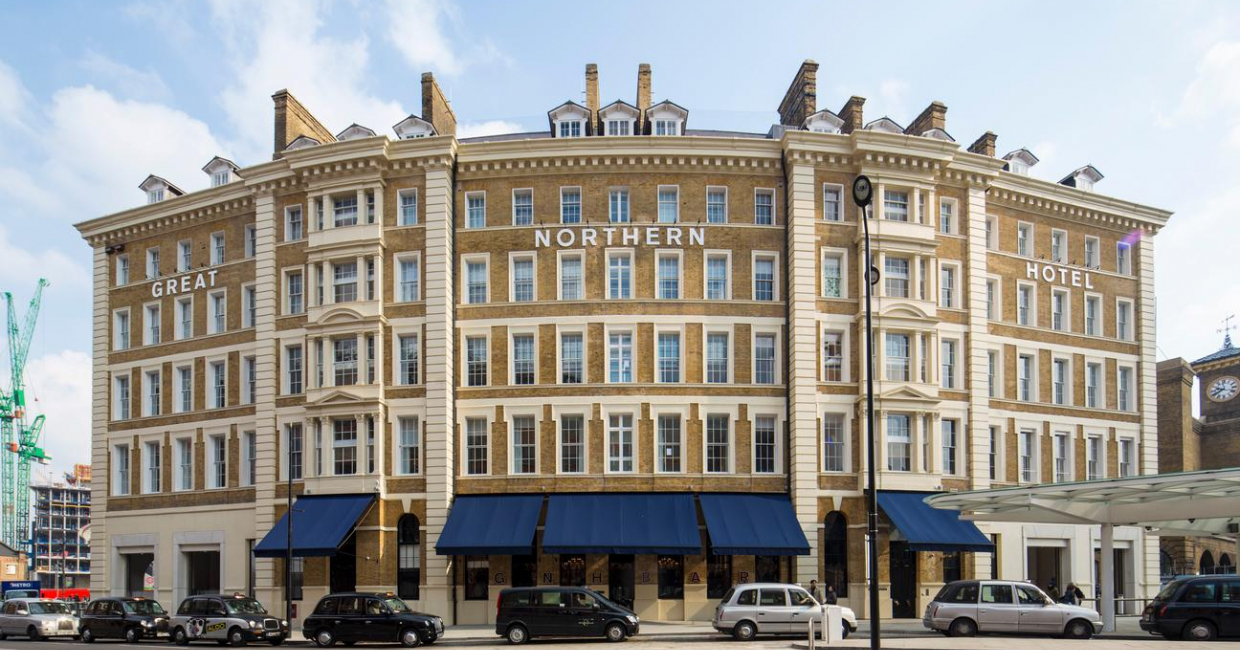 Lighting Design Talks will be held at the Great Northern Hotel