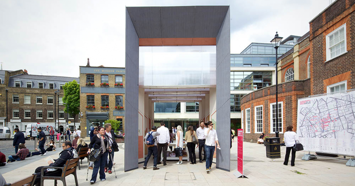 Clerkenwell Design Week­