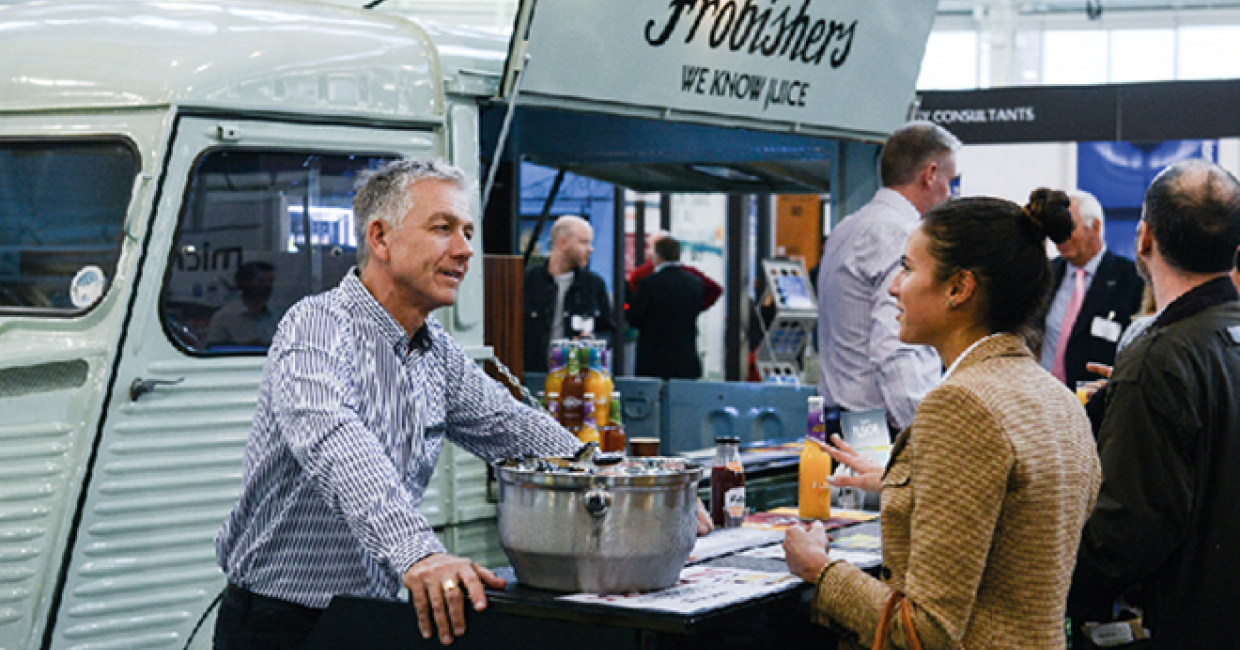 The UK's leading pub suppliers will be showcasing their latest innovations at PUB16, the dedicated show for the pub sector