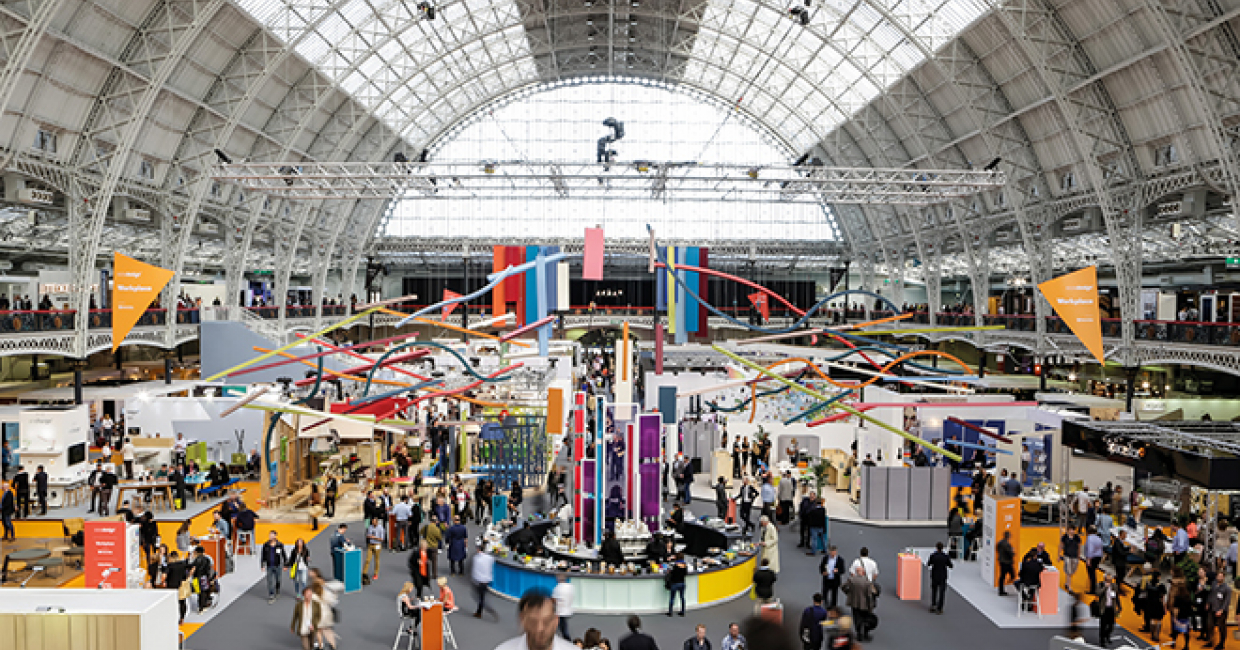 Regarded by many as the commercial heart of London Design Festival, 100% Design will return to Olympia London between 21st-24th September