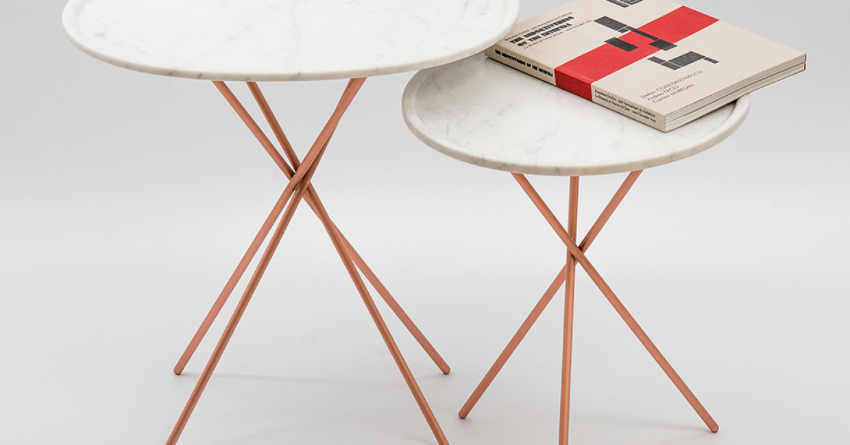 Monitillo Marmi from Design in South Italy