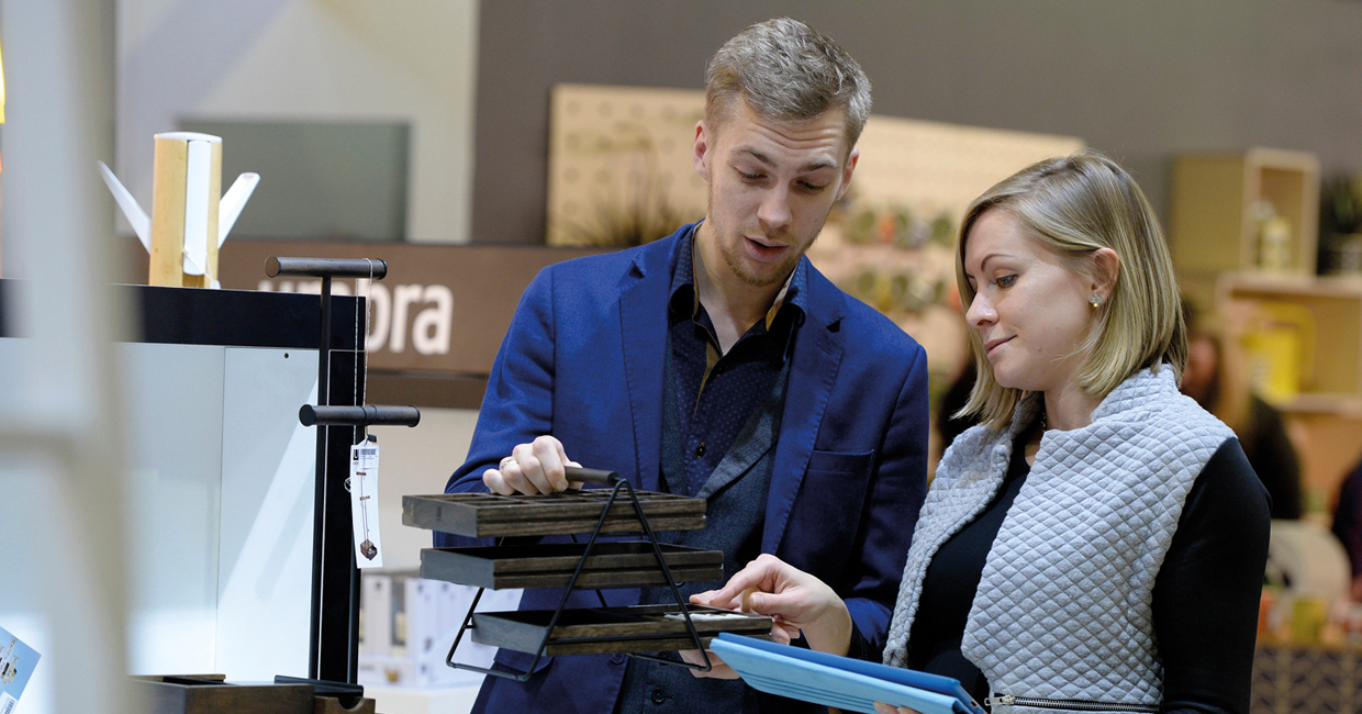 Top Drawer boosted vendor confidence with a buoyant event to kick-start the 2017 buying season, as the UK's leading Design led Homeware event opened its doors to present more than 1000 key brands occupying the entire Olympia complex