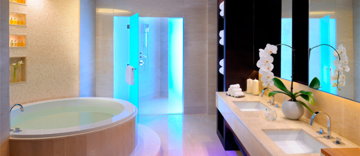 Bagno Design at JW Marriott Marquis, Dubai