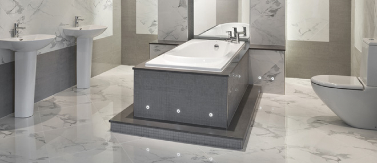 Lastest Island Stone Pebble Bathroom Design  Modern  Bathroom Tile  Other Metro  Island  Lounge Dark Grey Matt Bathroom Wall Tiles By RAK Tile Factory Supplied By Tile Town Discounted Contemporary Matt Finish Bathroom