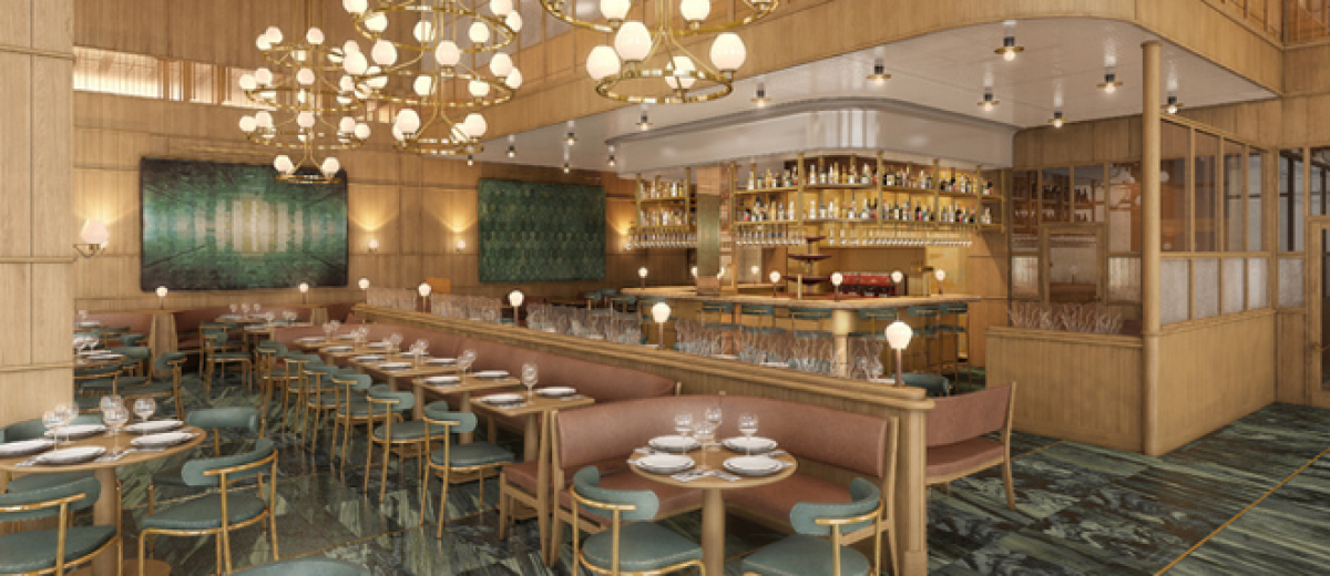 Renowned new york restaurant to open in london for Aquavit and the new scandinavian cuisine